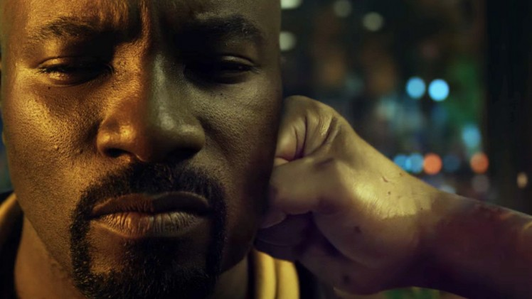 Luke Cage – Modern Super Hero